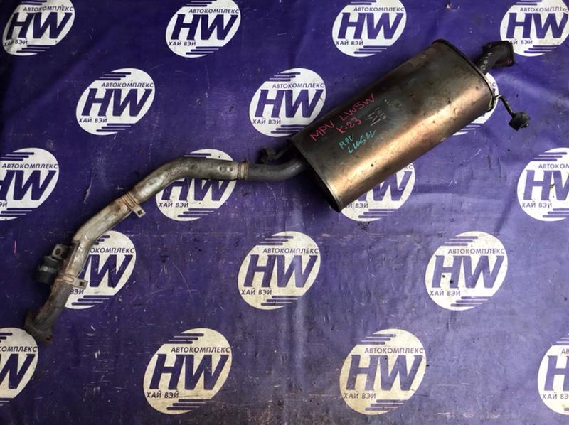 Глушитель Mazda Mpv LW5W GY (б/у)
