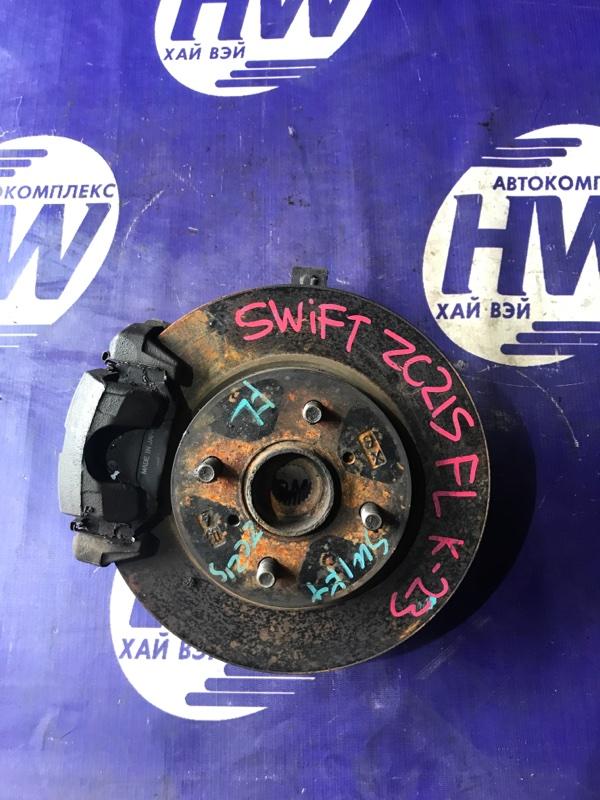 Ступица Suzuki Swift ZC21S M15A передняя левая (б/у)