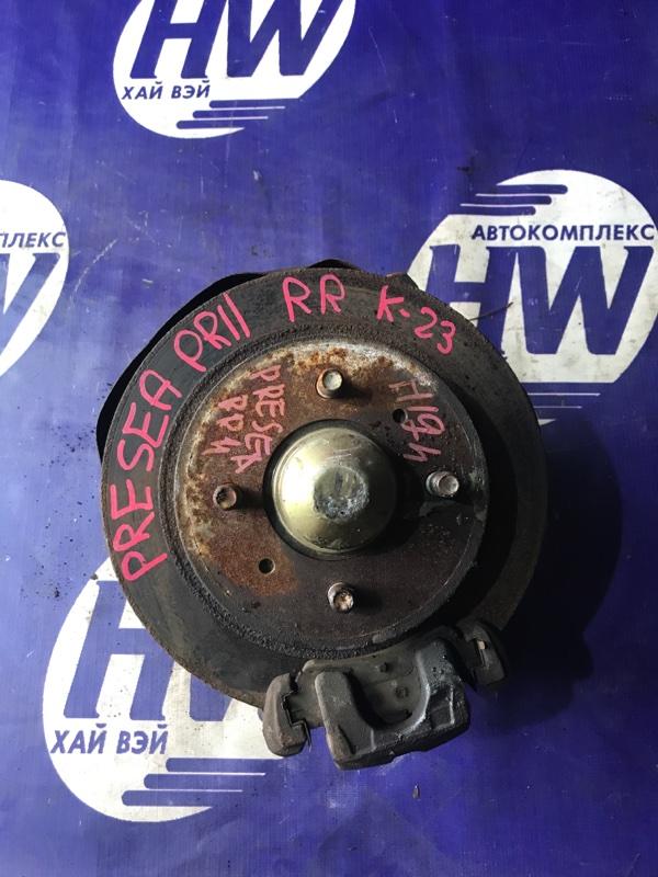 Ступица Nissan Presea PR11 SR18 задняя правая (б/у)
