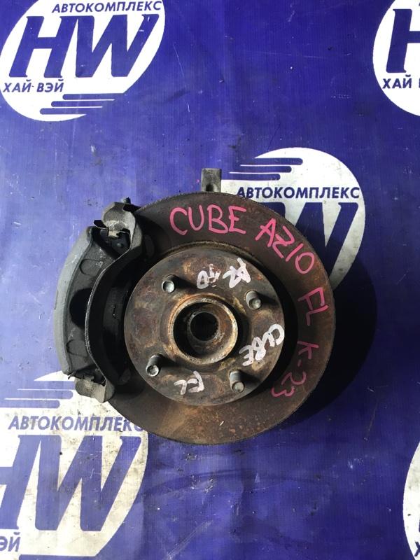 Ступица Nissan Cube AZ10 CGA3 передняя левая (б/у)