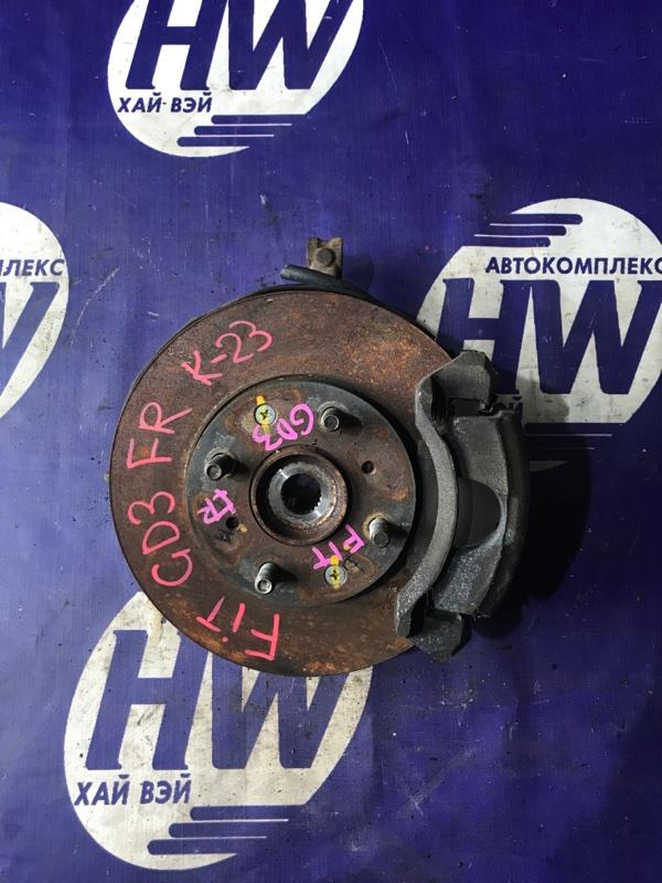 Ступица Honda Fit GD3 L15A передняя правая (б/у)