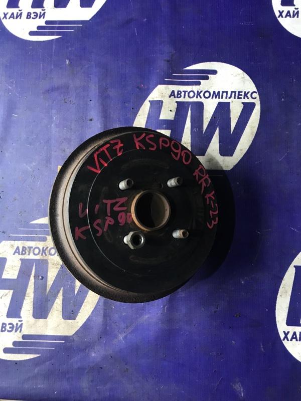 Ступица Toyota Vitz KSP90 1KR задняя правая (б/у)