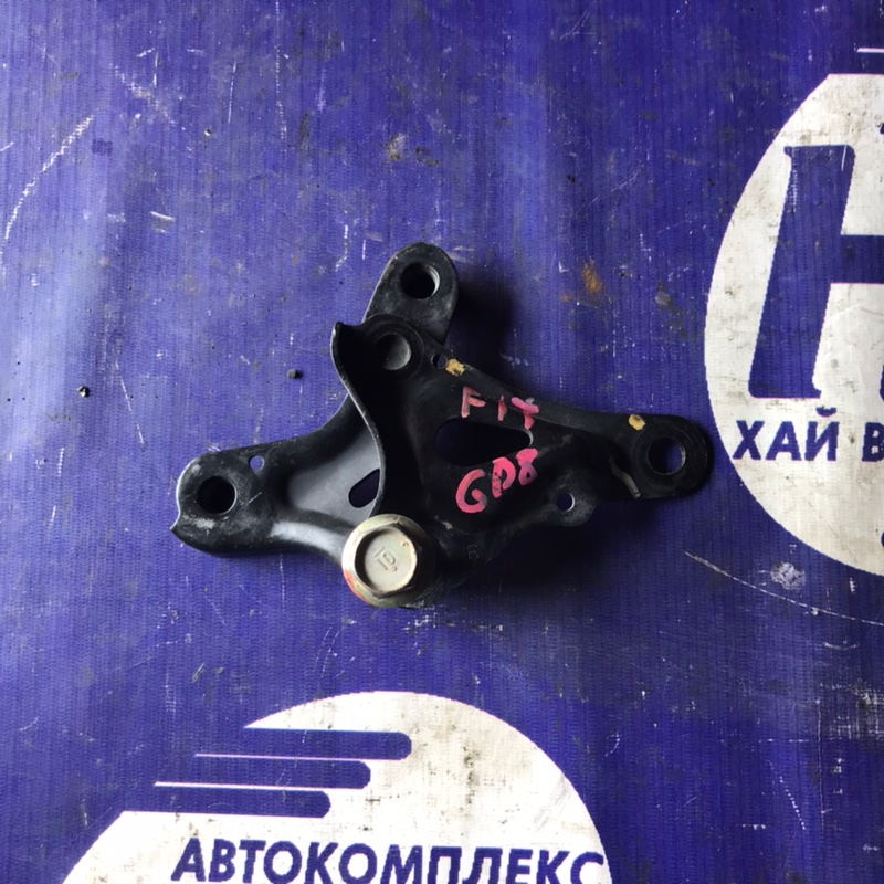 Крепление подушки двс Honda Fit Aria GD8 L15A заднее (б/у)