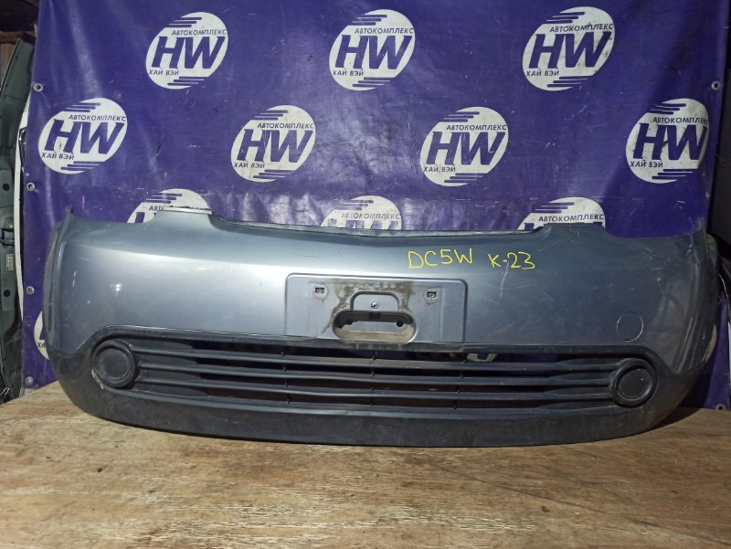 Бампер Mazda Verisa DC5W ZY передний (б/у)