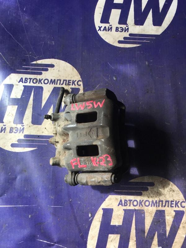 Суппорт Mazda Mpv LW5W GY передний левый (б/у)