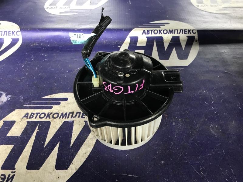 Мотор печки Honda Fit GD3 L15A (б/у)
