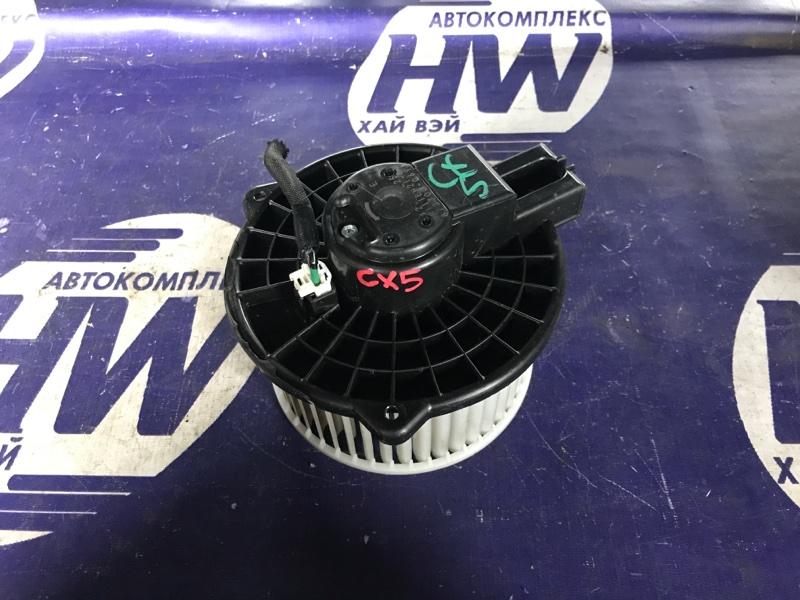 Мотор печки Mazda Cx-5 KE2FW SH (б/у)