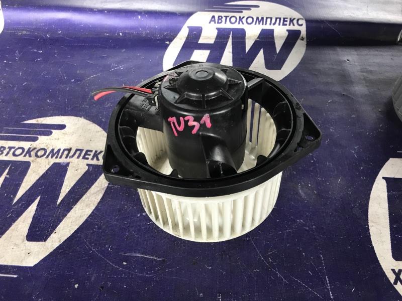 Мотор печки Nissan Presage TU31 QR25 (б/у)