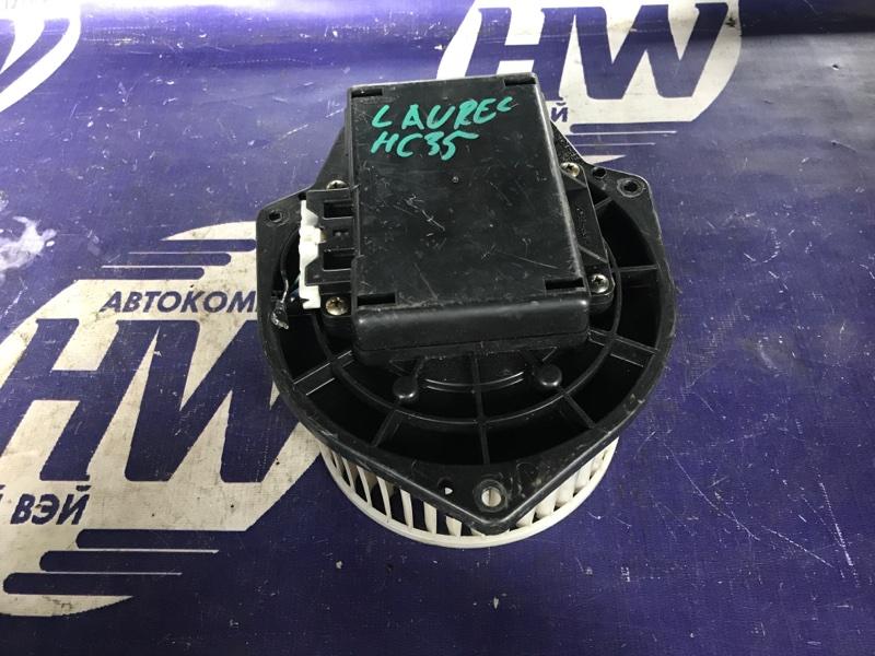Мотор печки Nissan Laurel HC35 RB20DE (б/у)