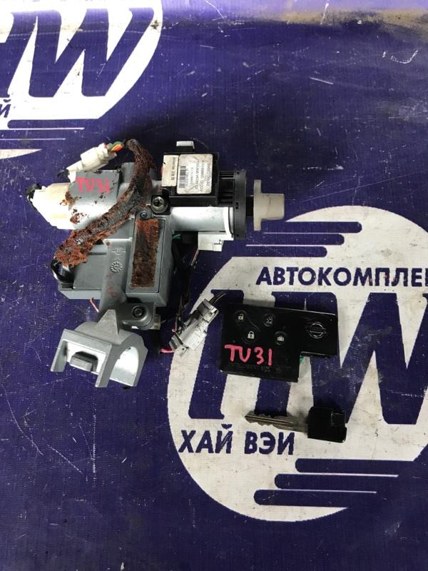 Замок зажигания Nissan Presage TU31 QR25 (б/у)