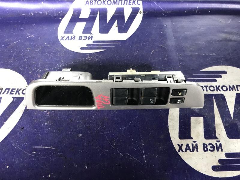 Блок упр. стеклоподъемниками Nissan Tiida C11 HR15 передний правый (б/у)