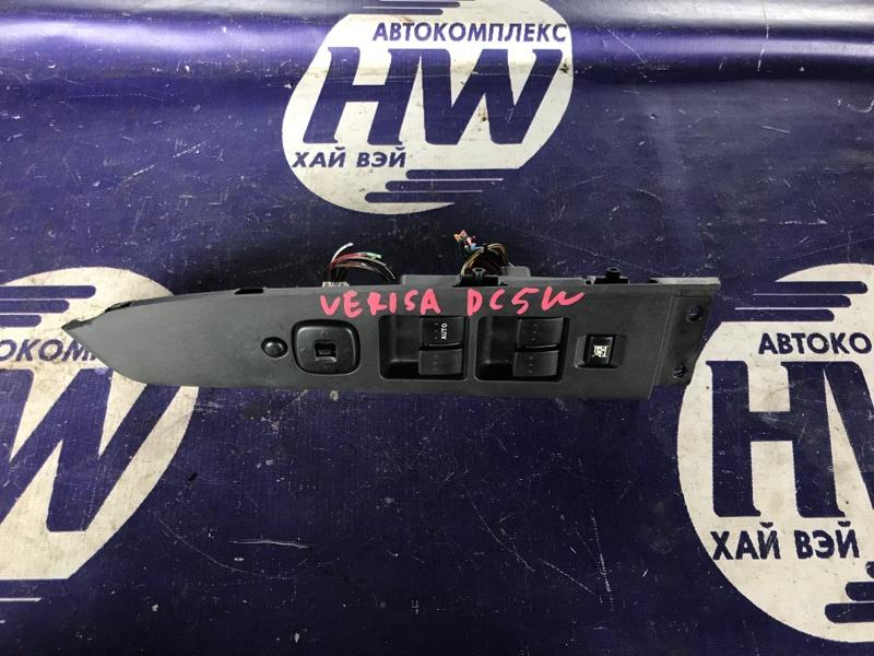 Блок упр. стеклоподъемниками Mazda Verisa DC5W ZY передний правый (б/у)