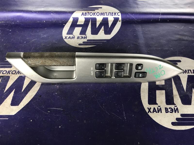 Блок упр. стеклоподъемниками Toyota Opa ZCT10 1ZZ передний правый (б/у)