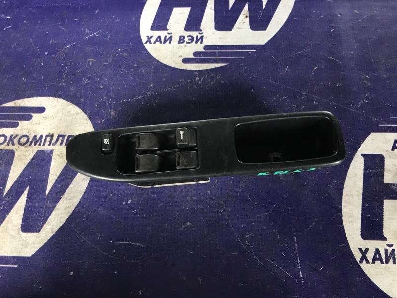 Блок упр. стеклоподъемниками Nissan Serena KBC23 SR20DE передний правый (б/у)