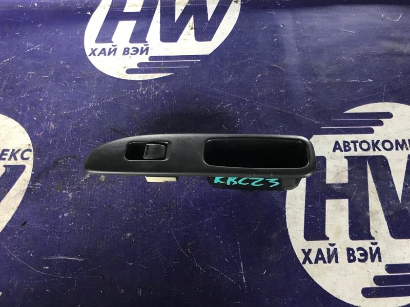 Блок упр. стеклоподъемниками Nissan Serena KBC23 SR20DE передний левый (б/у)