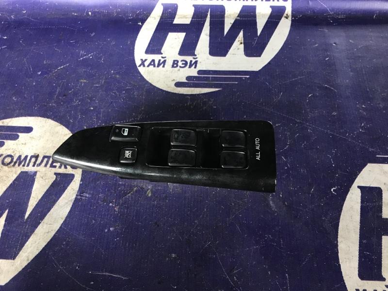 Блок упр. стеклоподъемниками Toyota Corolla Spacio NZE121 1NZ передний правый (б/у)