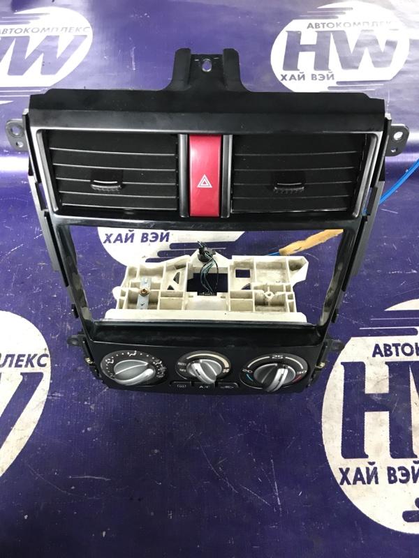 Климат-контроль Mitsubishi Colt Plus Z27W 4G15T (б/у)