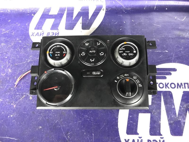 Климат-контроль Suzuki Escudo TD54W J20A (б/у)