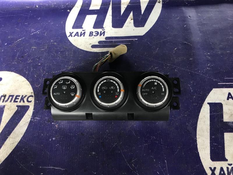 Климат-контроль Nissan X-Trail DNT31 M9R (б/у)
