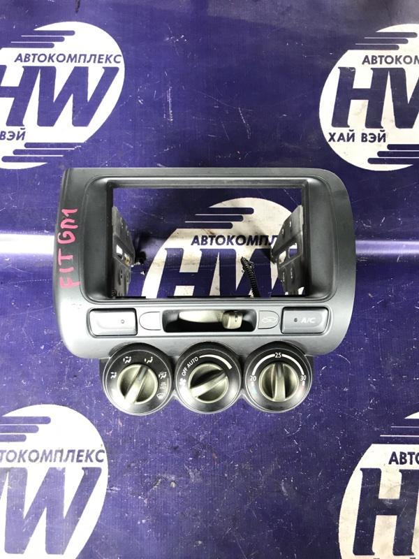 Климат-контроль Honda Fit GD1 L13A (б/у)