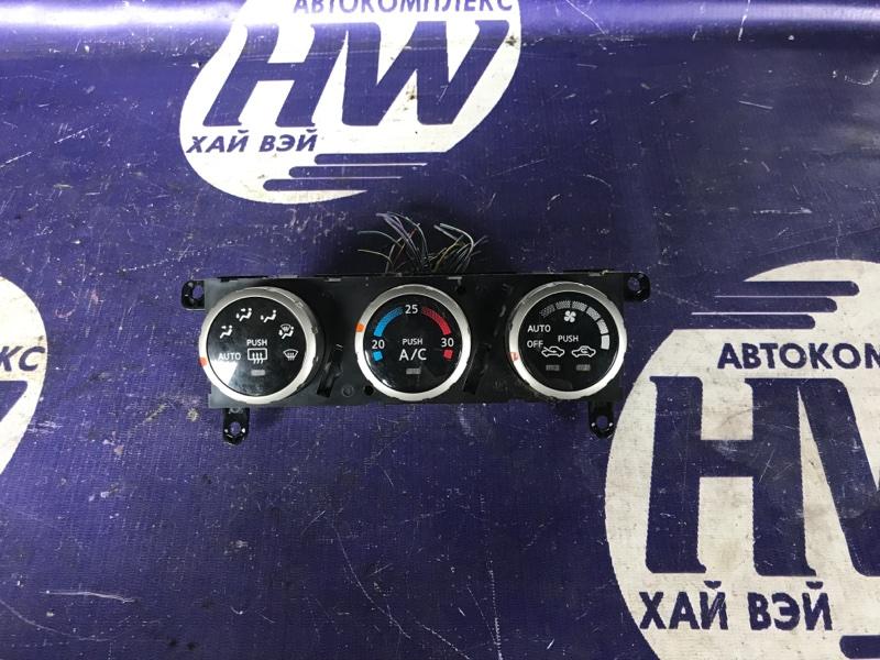 Климат-контроль Nissan Wingroad WFY11 QG15 2003 (б/у)