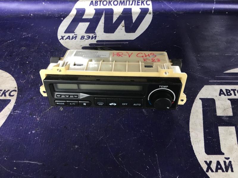 Климат-контроль Honda Hr-V GH3 D16A (б/у)