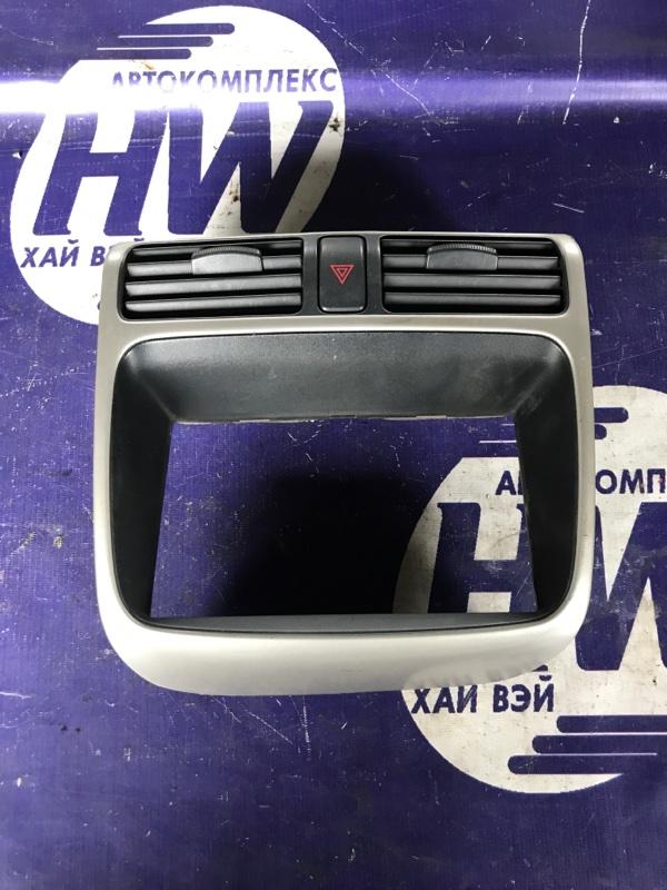 Консоль магнитофона Honda Cr-V RD5 K20A (б/у)