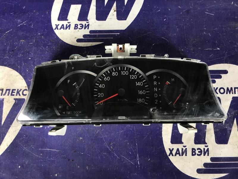 Панель приборов Toyota Corolla Spacio NZE121 1NZ (б/у)