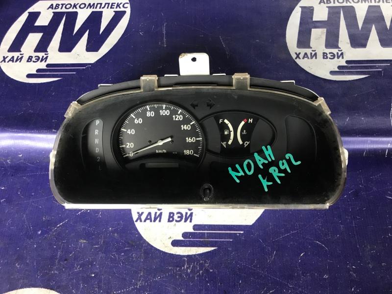 Панель приборов Toyota Noah KR42 7K 2000 (б/у)