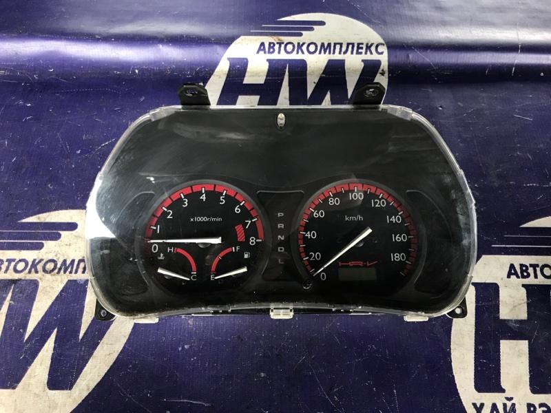 Панель приборов Honda Hr-V GH3 D16A (б/у)