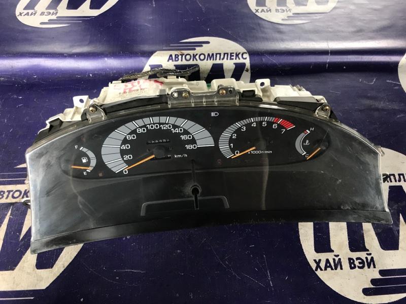 Панель приборов Toyota Estima TCR11 2TZFZE (б/у)