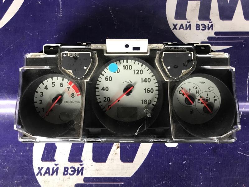 Панель приборов Nissan Wingroad WFY11 QG15 2003 (б/у)