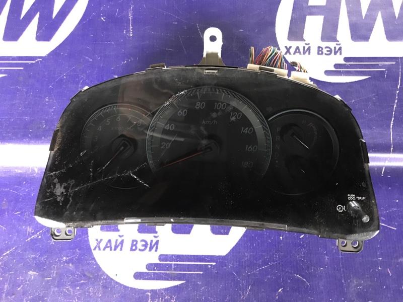 Панель приборов Toyota Alphard MNH10 1MZ (б/у)