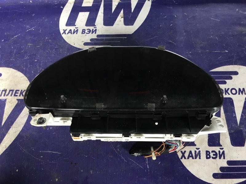 Панель приборов Toyota Sienta NCP81 1NZ (б/у)