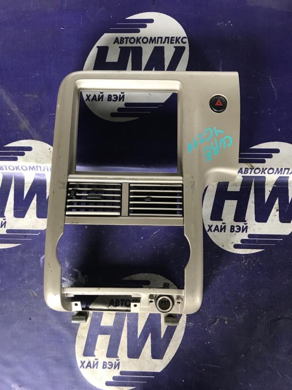 Консоль магнитофона Nissan Cube YGZ11 HR15 (б/у)