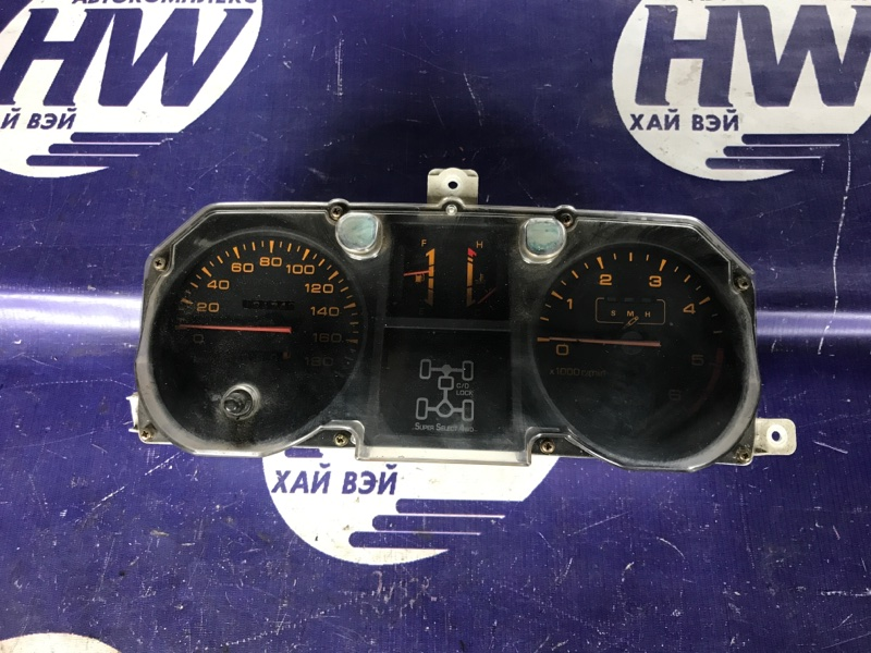 Панель приборов Mitsubishi Pajero V24 4D56 (б/у)