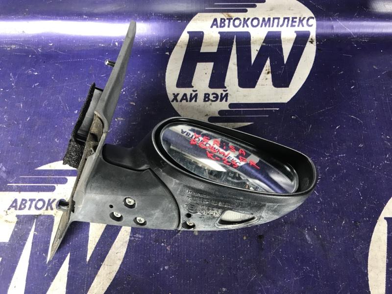 Зеркало Mazda Verisa DC5W ZY правое (б/у)