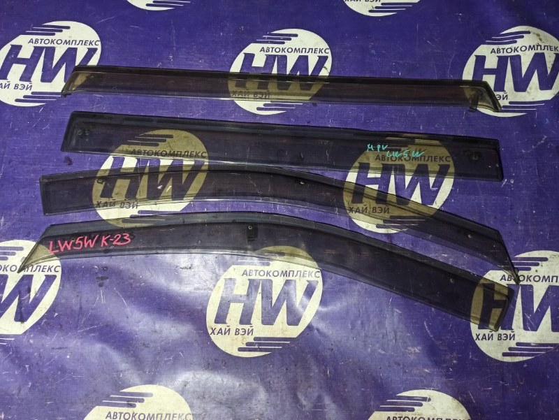 Ветровик Mazda Mpv LW5W GY (б/у)