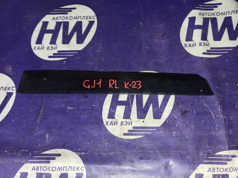 Ветровик Honda Airwave GJ1 L15A задний левый (б/у)