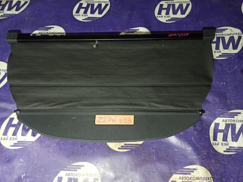 Шторка багажника Mitsubishi Colt Plus Z27W 4G15T (б/у)