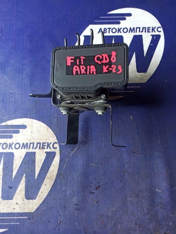 Блок abs Honda Fit Aria GD8 L15A (б/у)