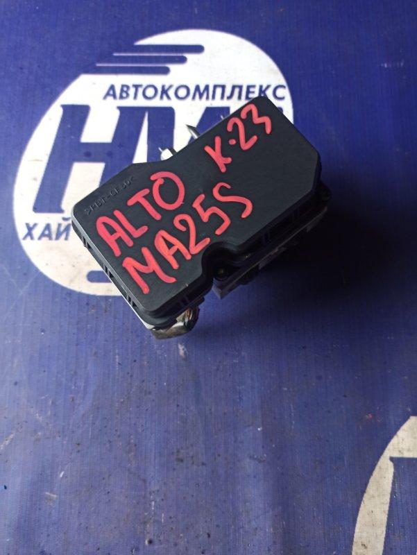 Блок abs Suzuki Alto HA25S K6A (б/у)