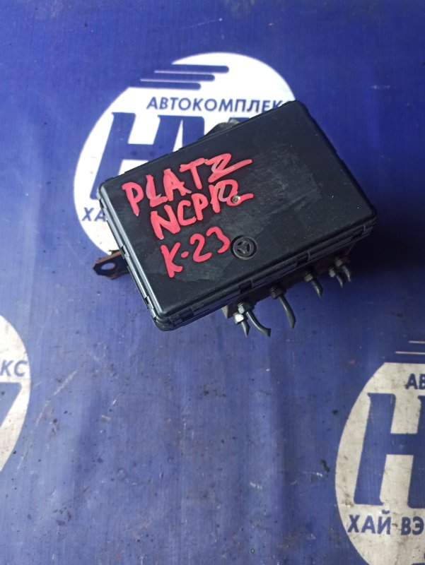 Блок abs Toyota Platz NCP12 1NZ (б/у)