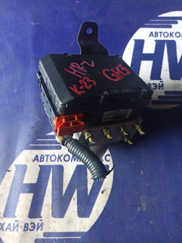 Блок abs Honda Hr-V GH3 D16A (б/у)