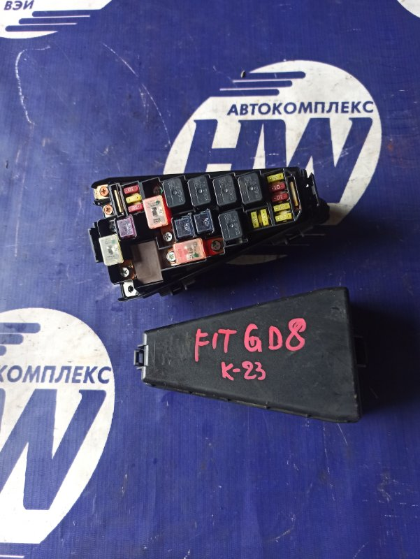 Блок предохранителей Honda Fit Aria GD8 L15A (б/у)