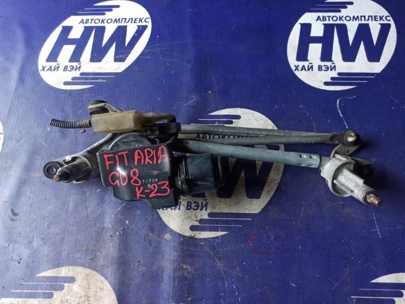 Трапеция дворников Honda Fit Aria GD8 L15A (б/у)