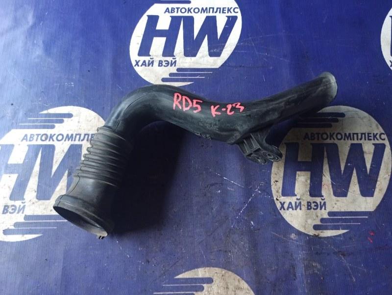 Воздухозаборник Honda Cr-V RD5 K20A (б/у)
