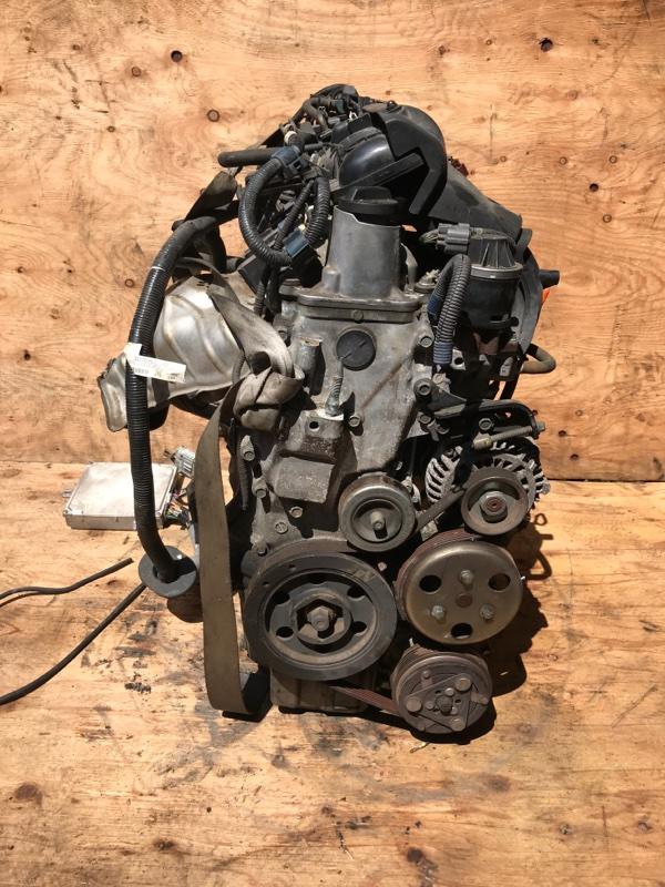 Двигатель Honda Airwave GJ1 L15A (б/у)