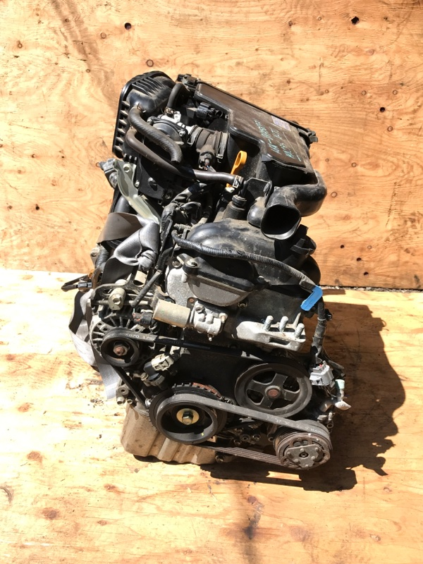 Двигатель Suzuki Alto HA25S K6A (б/у)