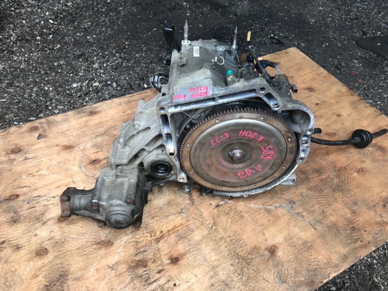 Автомат Honda Cr-V RD5 K20A (б/у)